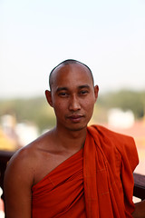 monk in Mandalay, Burma (NastyNinja) Tags: