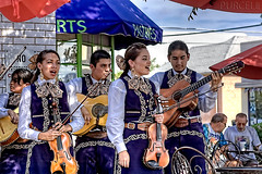 The Tucson International Mariachi Conference is Underway (Jim Purcell) Tags: arizona musician music usa detail art youth digital photoshop pentax zoom tucson performingarts az photograph dslr worldmusic hdr highdynamicrange topaz lightroom adjust fourthavenue performingart photomechanic pentaxistdl tonemapping photomatrix denoise pimacounty goodwillambassador smcpentaxfa75300mm4558al fromonerawfile thetucsoninternationalmariachiconference