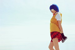Moment of Peace (tonicnebula) Tags: photoshoot cosplay animecentral ikkitousen ryomoushimei hakufusonsaku acenphotoshoot