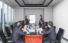 Meeting - bui hp (Andy Le | +84908231181) Tags: people chart building asian vietnamese meeting graphs vietnam business company commercial index saigon veston bitexco