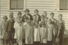 Centennial Country School 1924