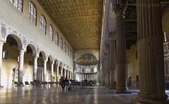 "Basilica di Santa Sabina • <a style=""font-size:0.8em;"" href=""http://www.flickr.com/photos/89679026@N00/7024459537/"" target=""_blank"">View on Flickr</a>"