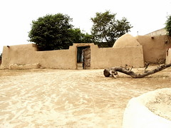A house made of mud and grass hay in a remote village of Zafarwal city near Indian border at Samba sactor, pakistan (sheryaar2012) Tags: pakistan mountains river villages hills peshawar punjab karachi nwfp lahore sindh valleys islamabad quetta azadkashmir balouchistan northpakistan