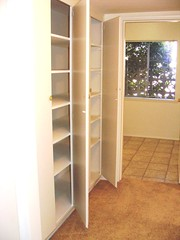 "RG-65 Hallway with Closets • <a style=""font-size:0.8em;"" href=""http://www.flickr.com/photos/76147332@N05/7042814685/"" target=""_blank"">View on Flickr</a>"
