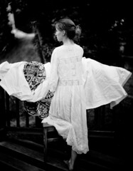 1920s wedding dress (Amanda Tomlin) Tags: