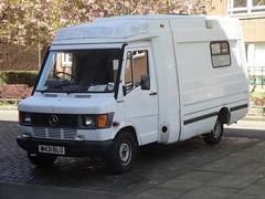 1994 Mercedes Benz Lazer Ambulance (GoldScotland71) Tags: mercedes benz ambulance 1994 1990s lazer m431blo