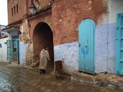 CHAOUEN, MOROCCO (toyaguerrero) Tags: blue azul indigo morocco maroc medina chaouen chefchaouen marruecos catalan guerrero toya añil xauen maríavictoriaguerrerocatalán toyaguerrero maríavictoriaguerrerocatalántrujiillana thecoolschoolblog