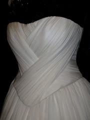 Wedding bodice (AHMH - Coutûre) Tags: weddingdress commission corage