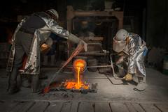 (Alain Bachellier) Tags: sculpture art metal bronze fusion artisan susse fonderie