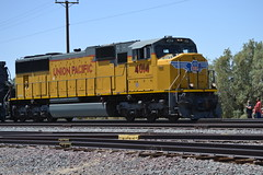 Union Pacific Big Boy 4-8-8-4 No. 4014 (ATOMIC Hot Links) Tags: railroad vintage toys crossing power diesel watertower models traintracks tracks engine rail trains steam socal transportation lionel southerncalifornia pomona powerful piggyback freight boiler tender articulated boxcars locomotives trainyard drivers ironhorse tankers freighttrain modeltrains bearings diningcar lacounty steamengines sleepingcar steamlocomotives superchief couplers baggagecar vistadome observationcar 4884 valvegear oscale passengercars ogauge cheyennewyoming trailertrain flatcars trainwhistles connectingrods unionpacificbigboy tractiveeffort atomichotlinks bigboy4014 bigboyno4014unionpacificrailroad 4000class4884articulated