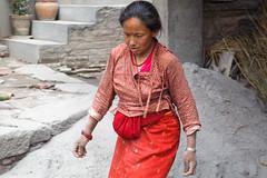 Pottery Worker (Mark S Weaver) Tags: kathmandu nepa