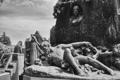 Milano, cimitero monumentale