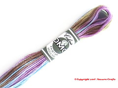DMC 4523 Coloris (Ancora Crafts) Tags: new thread rainbow crossstitch needlework embroidery needlepoint 24 variegated dmc floss coloris
