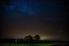 Sternenhimmel (gena4pics) Tags: sky nature night stars landscape nacht landschaft milkyway sternenhimmel milchstrase