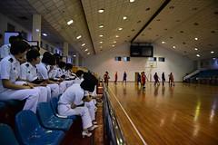 160508-N-NM917-052 (U.S. Pacific Fleet) Tags: basketball japan shanghai sailors usnavy patrol underway flagship lcc19 ussblueridge