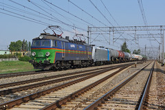 201Eo-012 Pruszcz Gdanski (Gridboy56) Tags: railroad electric train poland trains locomotive railways locomotives lotos gdanski railfreight et22 170012 pruszczgdanski railpool 201eo012