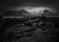 Welcome Ole B&N (sgsierra) Tags: black landscape ole paisaje huracan bn awards fotografia premios lofoten virado britis
