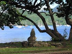 IMG_7572 (Slackadventure) Tags: sun water boats islands sailing pacificocean cruisers circumnavigation marquesas slackadventure