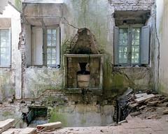 (brokenview) Tags: abandoned film kodak decay abandonment decayed urbanexploring urbex portra160 brokenviewnet
