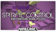 Spiral Control Map (Teen Thng Tn) Tags: game 3d minecraft