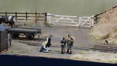DSC00237 (BluebellModelRail) Tags: buckinghamshire may exhibition aylesbury bankholiday modelrailway 2016 blythburgh on3 railex stokemandevillestadium rdmrc