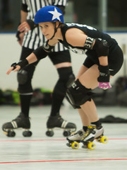 IMG_0261 (clay53012) Tags: ice team track flat arena madison skate roller jam derby league jammer mrd bout flat wftda derby womens track hartmeyer moocon2016