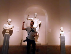 I've been to Madrid (indrarado) Tags: madrid trip travel summer sun statue museum painting tour watch monalisa paintings tourist journey prado