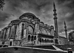 Mezquita de Sleymaniye (bit ramone (mostly off)) Tags: turkey mosque mezquita istambul turquia estambul sulemaniye bitramone