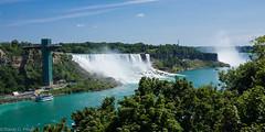 All Niagara Falls (RandyFinch) Tags: ontario canada americanfalls horseshoefalls niagarafalls