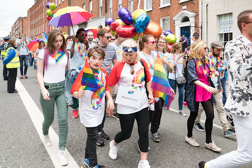 PRIDE PARADE AND FESTIVAL [DUBLIN 2016]-118189