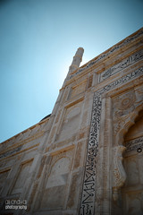 Abbasi Mosque at Derawar Fort (Ali Chatai   Photo.blog) Tags: pakistan abstract flower art architecture photography artwork artist fort patterns arts mosque ali thar abbasi derawar chatai alichatai