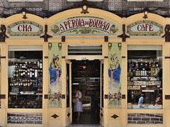 A Prola do Bolho, Porto (Oporto), Portugal (Alona Azaria) Tags: street portugal shop facade porto oporto delicatessen ruaformosa proladobolho