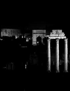 de Castor y Polux al Coliseo