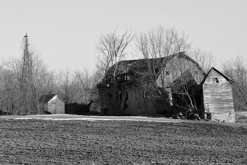 054/366 - Barn In Decline