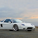 White NSX/Wallpaper: 1920x1080