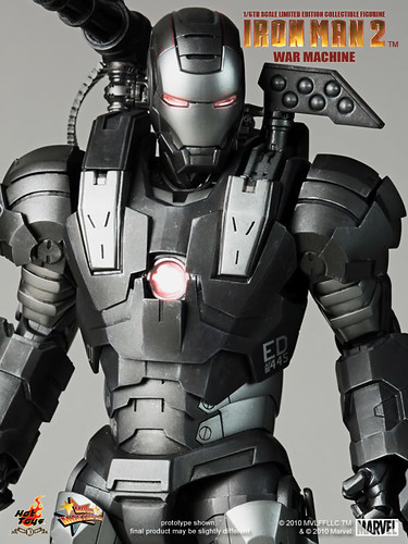 Hot Toys War Machine