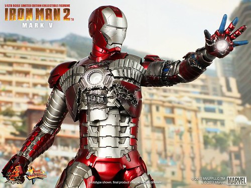 Hot Toys Iron Man, mark V