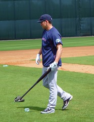 Jacoby Ellsbury (murphman61) Tags: boston spring al baseball florida redsox grapefruit ftmyers league mlb bosox fortmyers