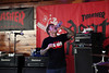 John Joseph of Cro-Mags at the Converse Fader Fort During the SXSW Festival Austin, Texas