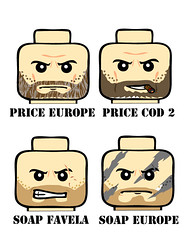 Price-and-Soap (Dirks_Designs) Tags: face price modern soap europe call lego duty legos decal minifig favela decals minifigure warfare of