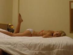 Bikini (Jo.Anna1980) Tags: hot sexy girl tits boobs fb tan bikini topless cameltoe tanning facebook