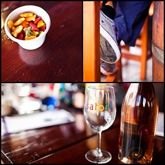 Satori Vineyard [+Oodles & Oodles More in Comments] (AnthonyMikeLee) Tags: sanfrancisco ca dogs glass vineyard colorful wine furniture grapes garlic gilroy satori