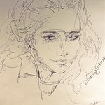 "<b>Girl From Cresco</b><br/> Iudin (Ink, 2010)<a href=""//farm8.static.flickr.com/7199/6876617067_b41bc7978e_o.jpg"" title=""High res"">∝</a>"