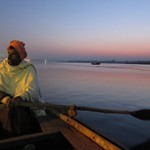 "Sunrise Boat Ride on the Ganges <a style=""margin-left:10px; font-size:0.8em;"" href=""http://www.flickr.com/photos/14315427@N00/6879302759/"" target=""_blank"">@flickr</a>"