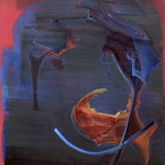 """<b>from the Entanglement Series, oil on canvas</b><br/> Hettmansperger (Oil on Canvas)<a href=""""http://farm8.static.flickr.com/7199/6893718072_d336b677f1_o.jpg"""" title=""""High res"""">∝</a>"""