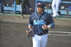 DSC_0842 (mechiko) Tags: 横浜ベイスターズ 吉村裕基 120212 横浜denaベイスターズ 2012春季キャンプ
