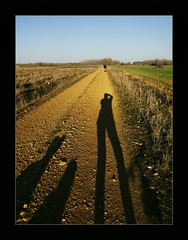DSCF4741-Las sombras alargadas de la tarde (alma-81) Tags: camino campo marzo sombras olétusfotos