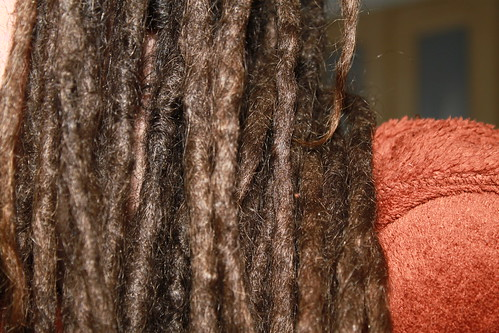 Dreadlocks - Texture by KelvynSkee, on Flickr