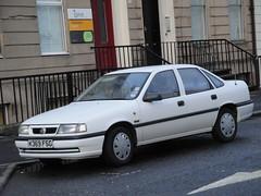 1993 Vauxhall Cavalier 1.6 Envoy (GoldScotland71) Tags: 1993 cavalier 16 1990s vauxhall envoy mk3 k369fsg