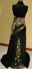 ٥- فستان زيتي رييش الطاووس (Elegant Dresses) Tags: فستان زيتي الطاووس ٥ رييش